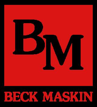 Logo Beck Maskin AS