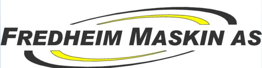 Logo Fredheim Maskin AS