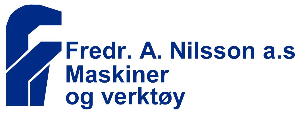 Logo Fredrik A. Nilsson a.s