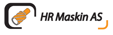 Logo HR Maskin AS