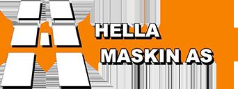Logo Hella Maskin AS