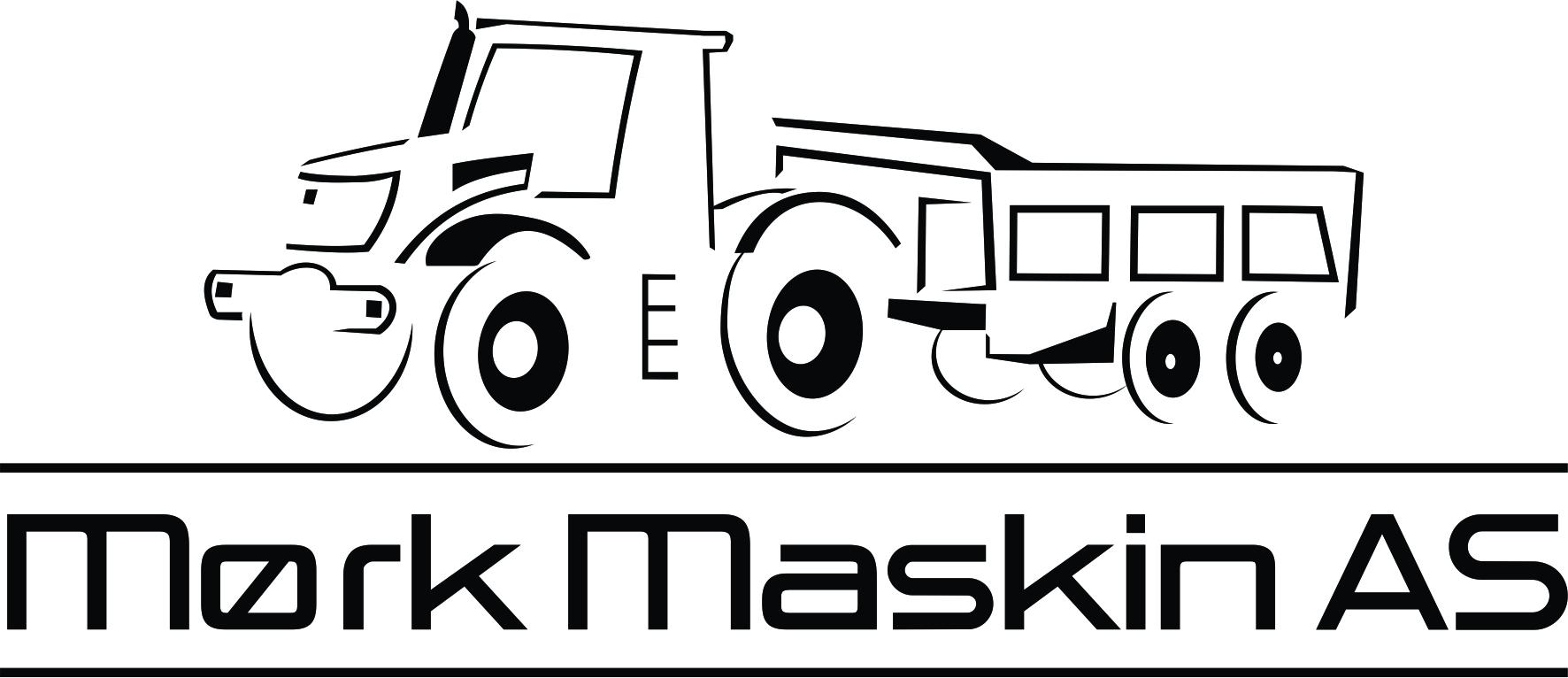 Logo Mørk Maskin AS
