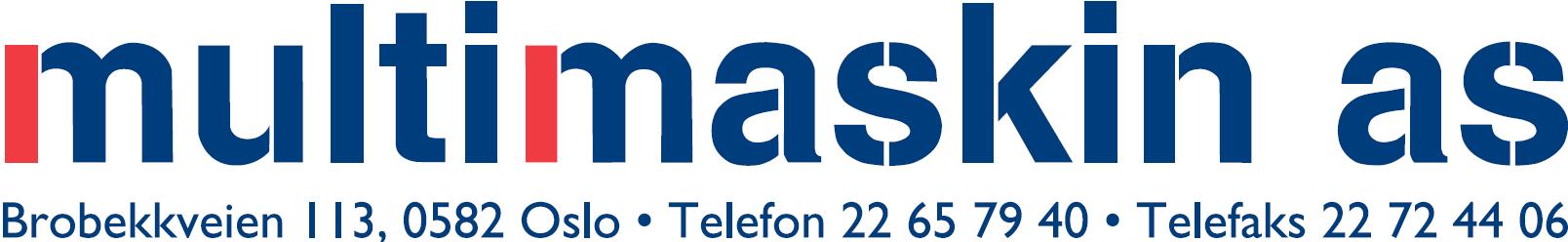 Logo Multimaskin AS