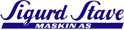 Logo Sigurd Stave Maskin AS