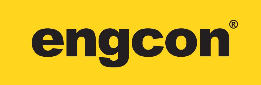 Logo engcon (Voestalpine HPM Norway AS)